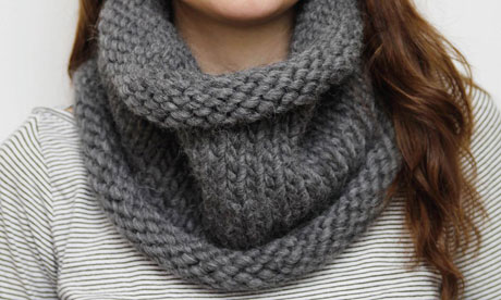 comment tricoter un snood