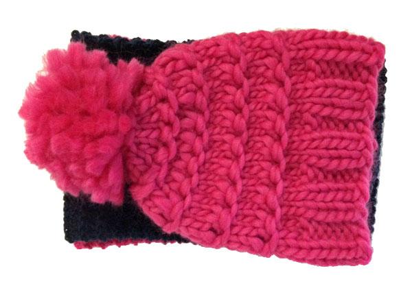 tricoter un bonnet aiguille 10