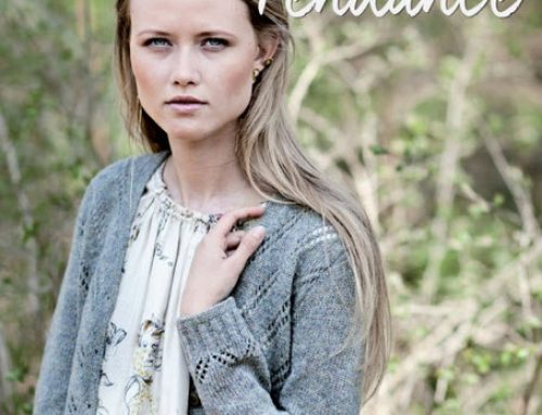 ESPRIT NATURE – 24 modèles de Helga Isager traduits !