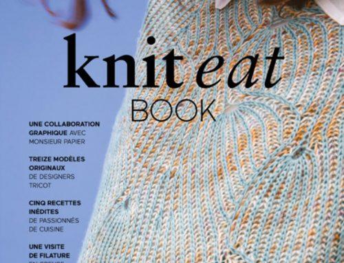 KNIT EAT Book est en vente !